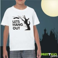 Lets Hang Out, Childrens T-shirt
